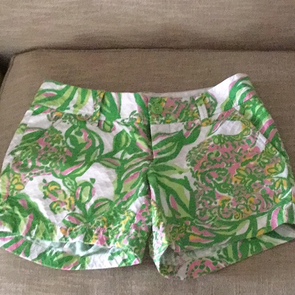 Lilly Pulitzer Pants - Lilly Pulitzer Callahan Shorts